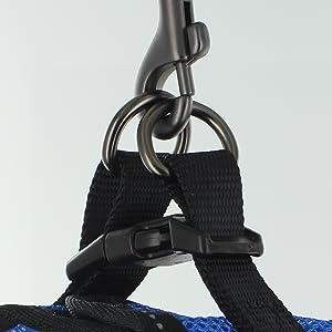 mesh harness pawtitas