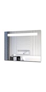 Bathroom Wall Mirror Vanity Mirror Makeup Mirror