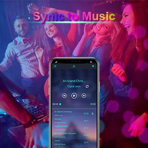 Synic a la música