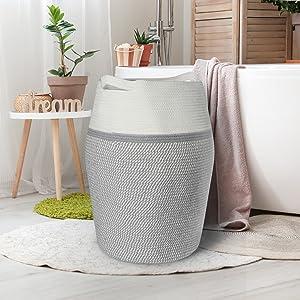 Decorative Laundry Hamper