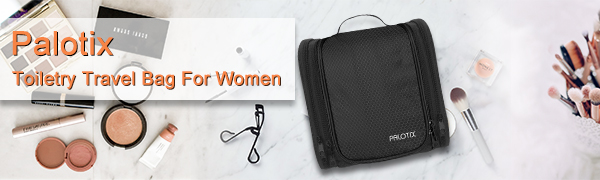 toiletry travel bag for women