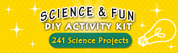 Science activity kit for kids gift