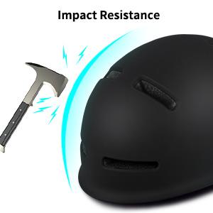 Skateboard-Helm Scooter-Helm Skateboard-Fahrradhelm verstellbare Fahrradhelme Kopfschutz für Männer,