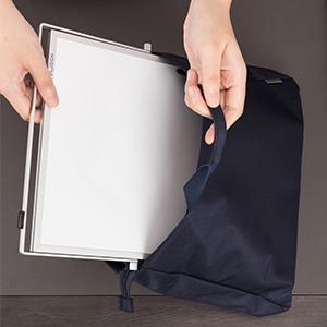 Magnetic Portable Double-Sided Easel Board Desktop Tabletop