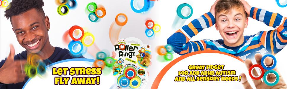 Roller Rings Ja-ru Item 3803