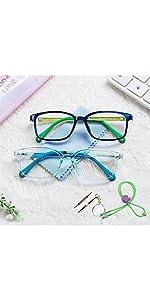 kids glasses for computer eye strain teens kids