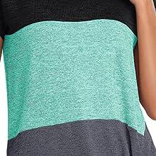 Short Sleeve T-Shirt Twist Knot Tops