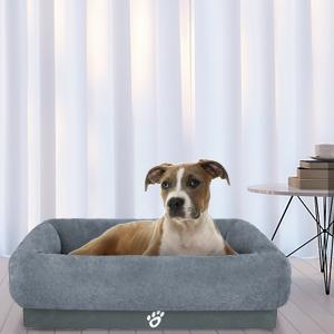 Mirkoo large jumbo medium small Dog Bed