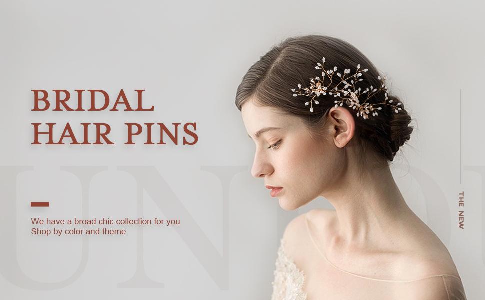 leaf Rose gold pav\u00e9 crystal leaf bobby pin rhinestone leaf bobby pins woodland bridesmaid gift bobby pin bridal hair pin leaves