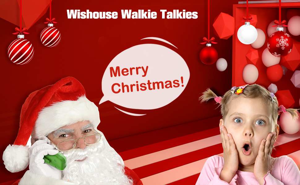 Walkie Talkie kids