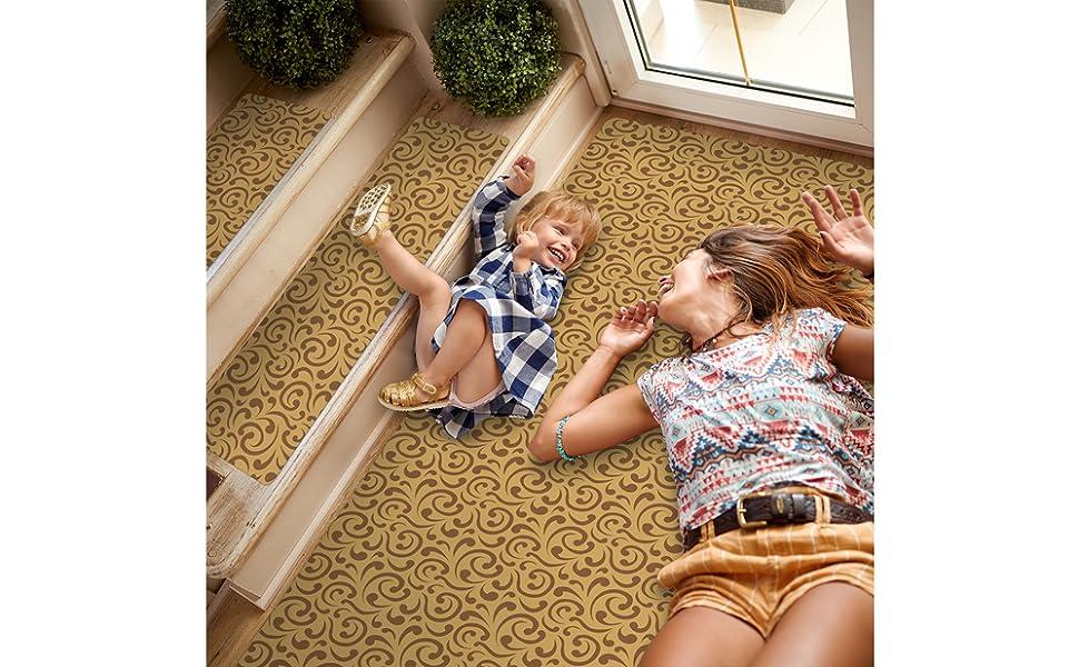 mocha door mat floor mat door rug tread carpet ultra thin mat non slip bottom rug wooden floor