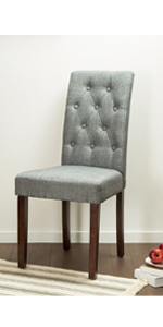 Soft chairs with back