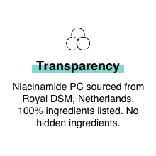 Niacinamide 10% for oily skin prevent acne clear pimple marks scars removal spots free serum