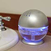 bathroom cleaner air cleaner aromatherapy essential oil diffuser air freshener bathroom odor remover