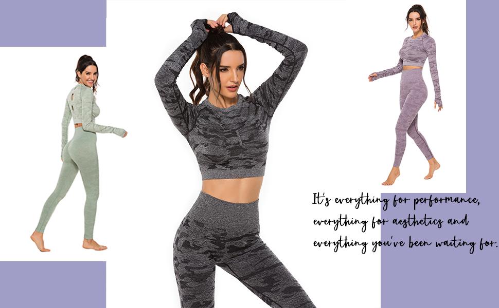 seamless leggings