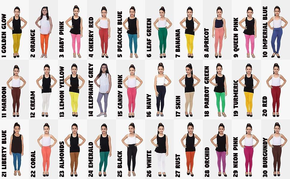 leggings for kids, girls lyra leggings, leggings for girls, black leggings