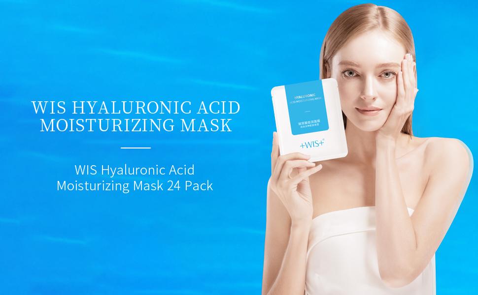 WIS Hyaluronic Acid Facial Mask