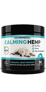 PetHonesty Calming Hemp