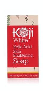 Koji White Kojic Acid Soap