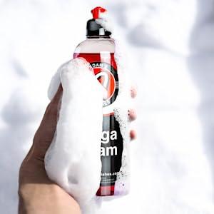 Clay Bar Mega Foam Car Wash Shampoo Soap Detailing Supplies Accessories Garage Tire Shine Wheel Cars
