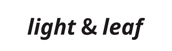 light & leaf