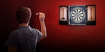 steel darts set