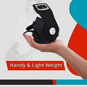 light weight knee massager