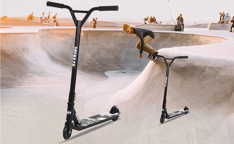 stunt scooter pro