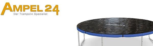 tapis de s/écurit/é protection des bords r/ésistant aux UV bleu//tricolore LZQ Housse de protection pour bord de trampoline en PVC PE pour trampoline /Ø244//305//366 cm 30 cm de large accessoire de trampoline ind/échirable