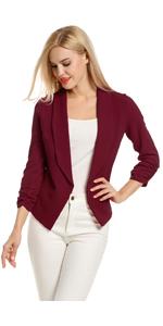 blazers cardigans for women