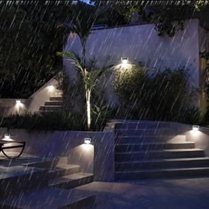 outdoor path light solar