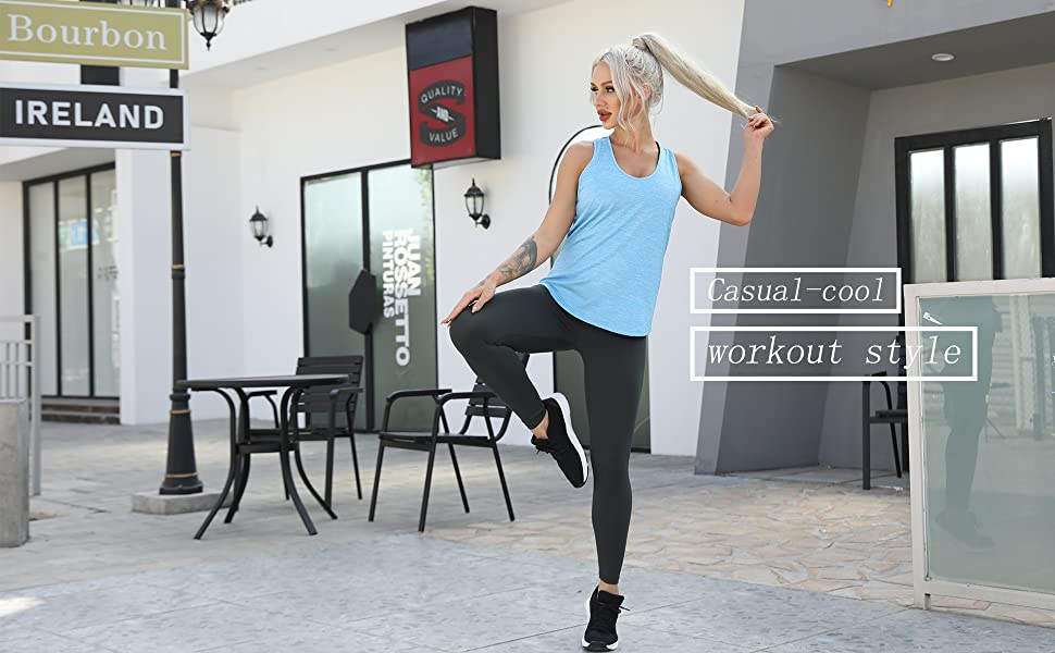 yoga tops for women