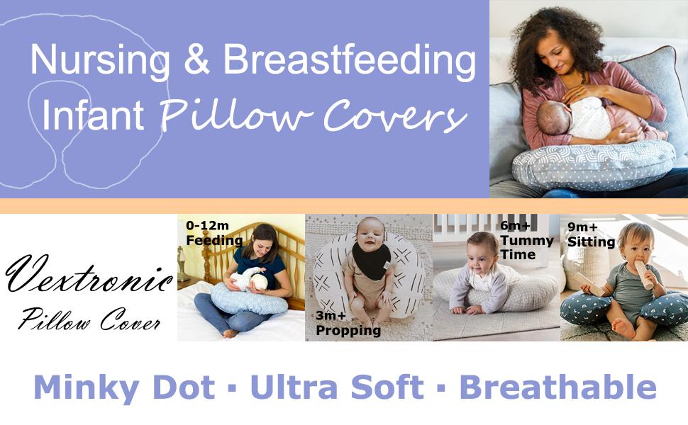 cover for nursing pillow