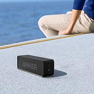 Bluetoothスピーカー ブルートゥーススピーカー ワイヤレススピーカー 無線スピーカー スピーカー Anker アンカー SoundCore サウンドコア 高音質 大音量 防水 長時間 低音