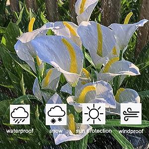 Waterproof snowproof sunscreen and windproof