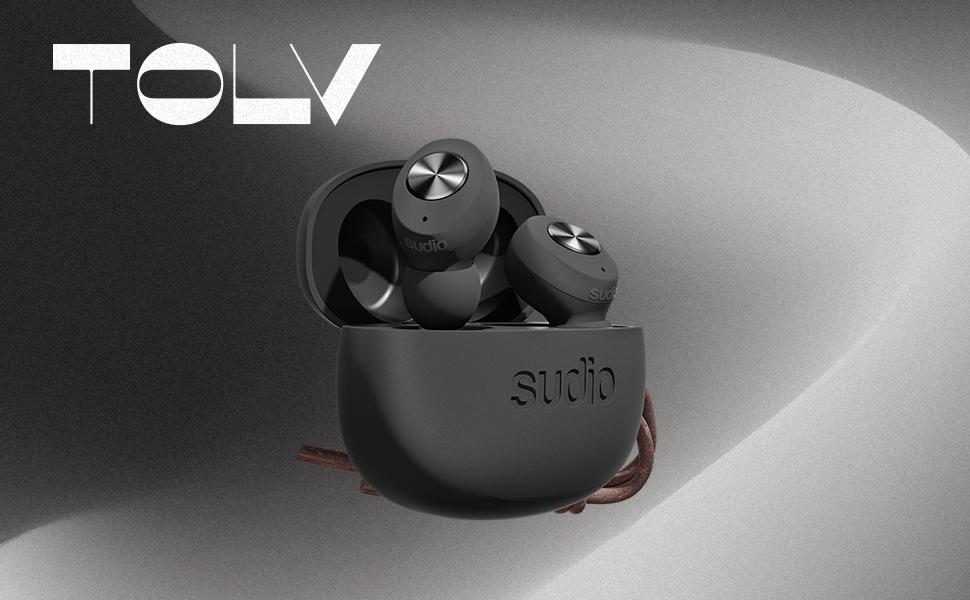 Sudio Tolv True Wireless Bluetooth Earbuds