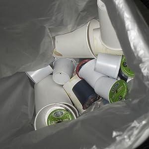 kcup waste