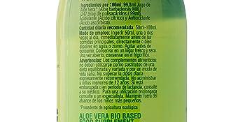 Green Frog Jugo de Aloe Vera Bio con Pulpa - Producto Fresco ...