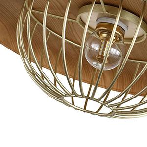 Retro style Pendant Lights E26 Base Haning Pendant Lamps Adjustable CSA Certificate Cord