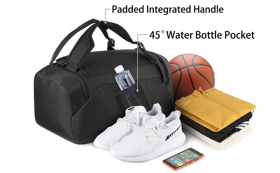 water pocket handle strap