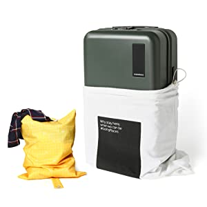 Dust cover & Laundry bag