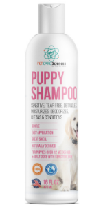 Puppy Shampoo and Conditioner Tear Free and Gentle 16 fl oz