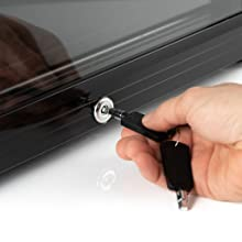 Super65 Lockable - Lock & Key