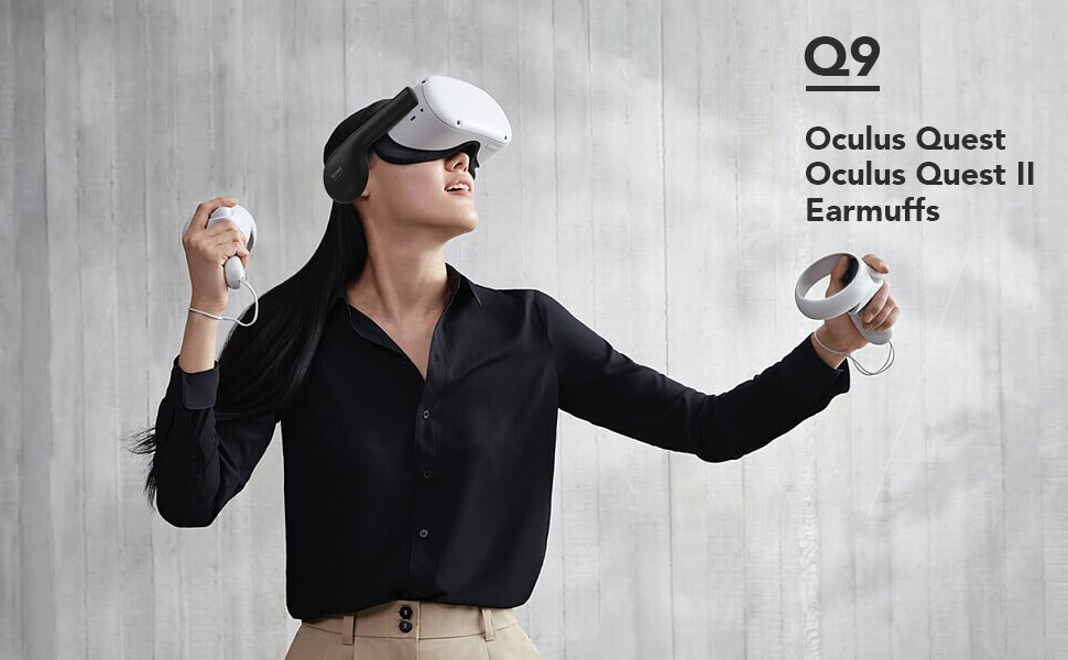 Oculus Quest Ear Muffs