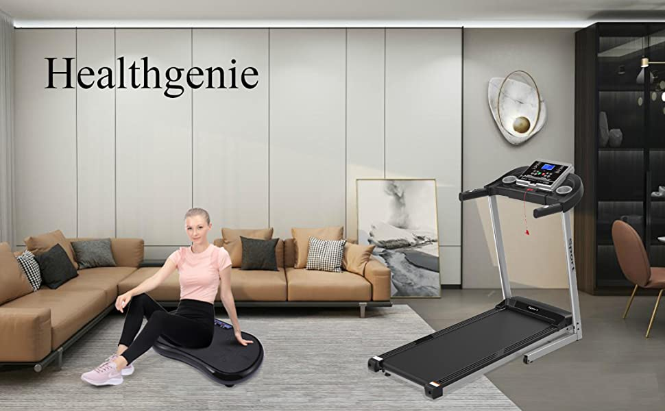 Healthgenie Fitness & Health