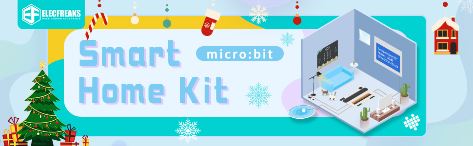 microbit smart home kit