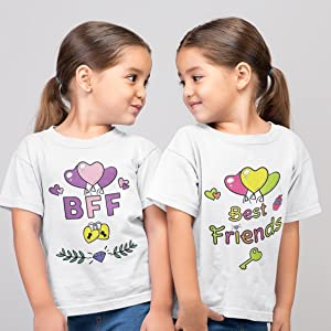 Best friend shirts - Twins