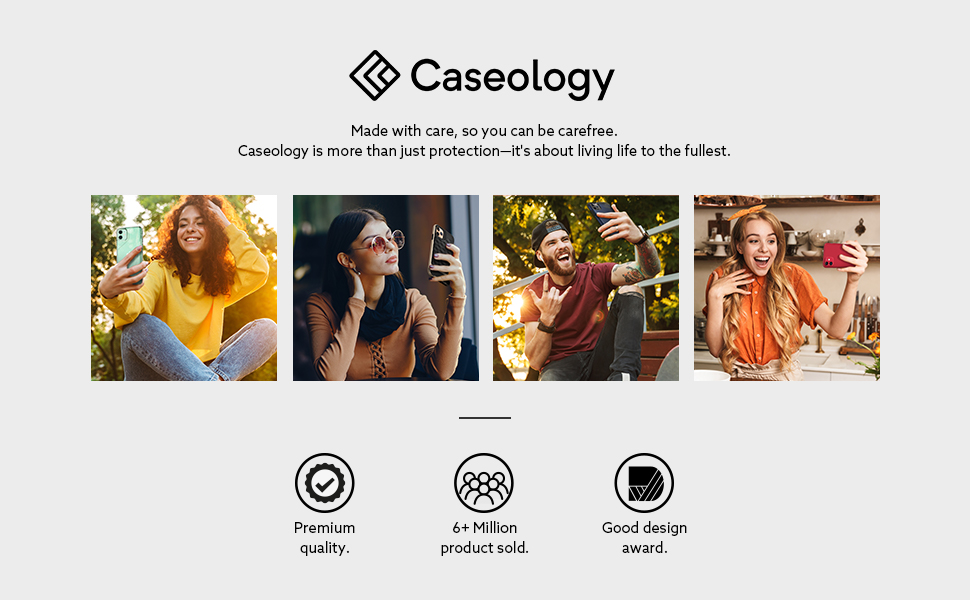 Caseology Brand