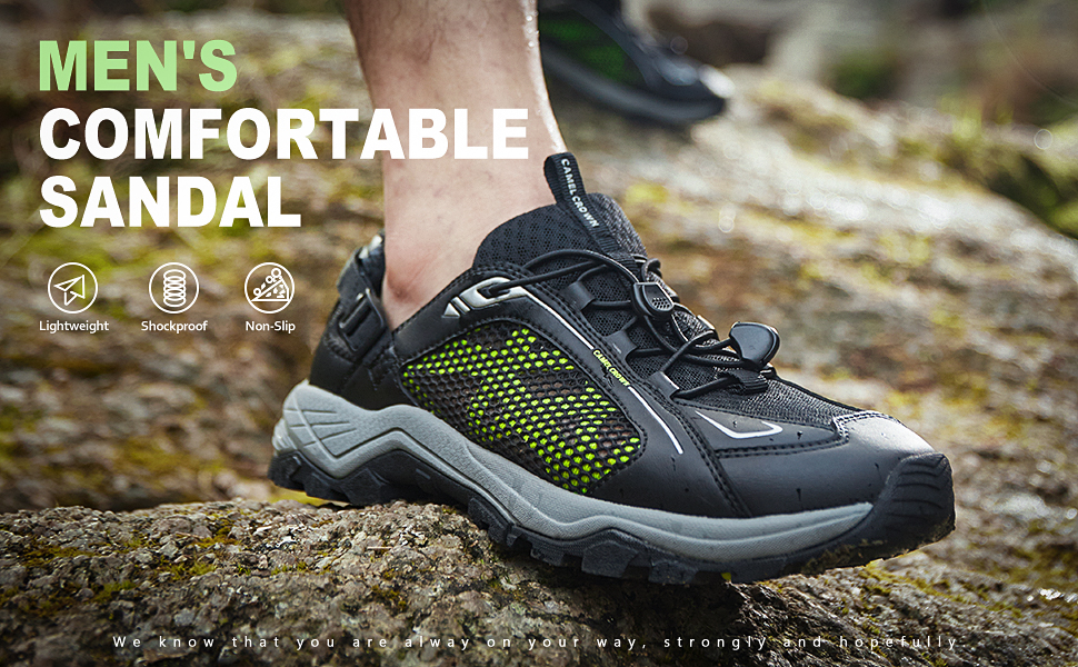 summer hiking shoes