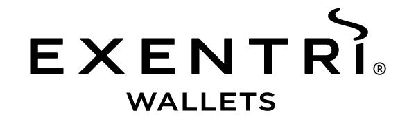 exentri wallets brand logo